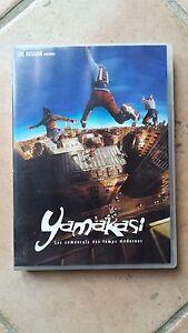 DVD-Yamakasi