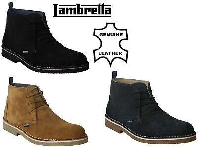 New Lambretta Chukka Mens Boots ALL SIZES AND COLOURS