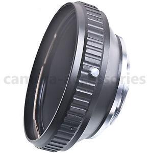 Hasselblad-V-CFi-CFE-C-CF-Zeiss-Distagon-lens-to-NIKON-DSLR-mount-camera-adapter