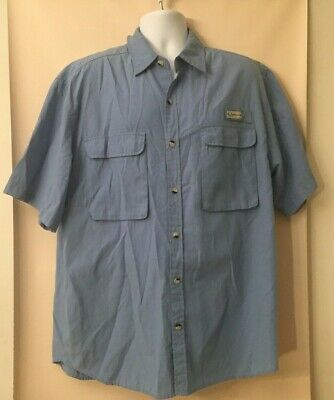 The Great Outdoors-Sky Blue Short Sleeve