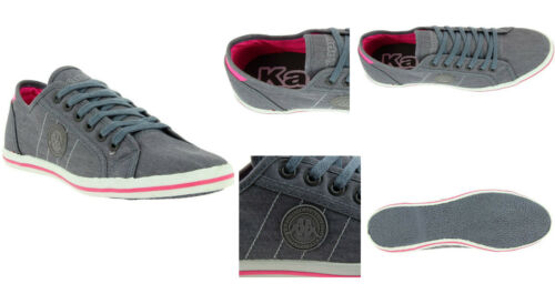 Chaussures Antidérapant Kappa Chaussures Baskets Casual Gris de Urtilaf sport SEzwxzdR
