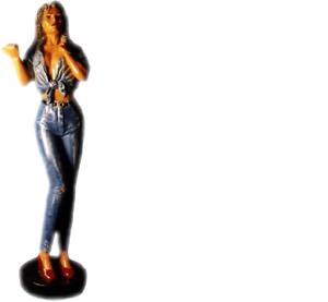 Diseño Tramper Figura Estatua Escultura Figuras Esculturas Deco 7344 Nuevo