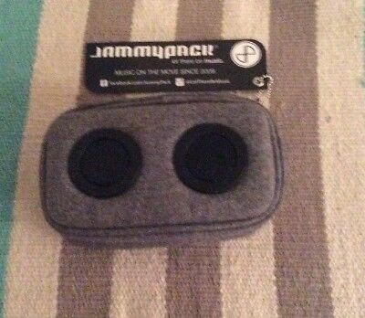 JAMMYPACK UTILITY-KIT PACK BLACK RECHARGEABLE BLUETOOTH PORTABLE SPEAKER