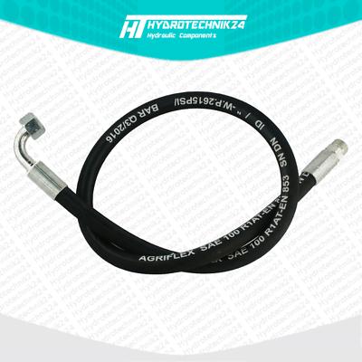 Hydraulikschlauch Dn/nw 12 2sn 15l Dkol90 -cel M22 Metrisch Von 200mm Bis 9000mm Einfach Zu Verwenden
