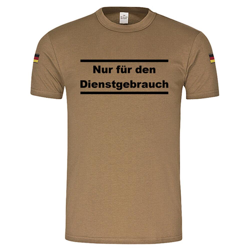 BW Tropen Nur für den Dienstgebrauch original BW Tropenshirt
