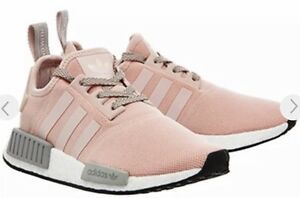 best loved 4c58a 6bb8a Image is loading Adidas-X-Offspring-NMD-Vapor-Pink-grey-Exclusive-