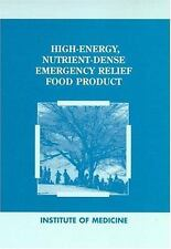High-Energy, Nutrient-Dense Emergency Relief Food Product-ExLibrary
