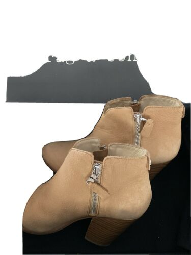 rag and bone booties - image 1