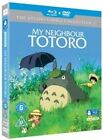 My Neighbour Totoro 5055201822307 Blu-ray With DVD - Double Play Region B