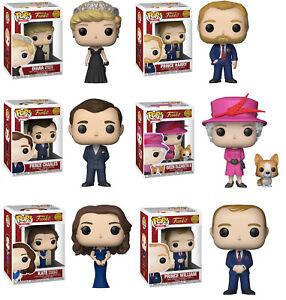 Funko-POP-Royals-ENGLISH-ROYAL-FAMILY-VINYL-FIGURE-SET-Diana-Prince-Harry