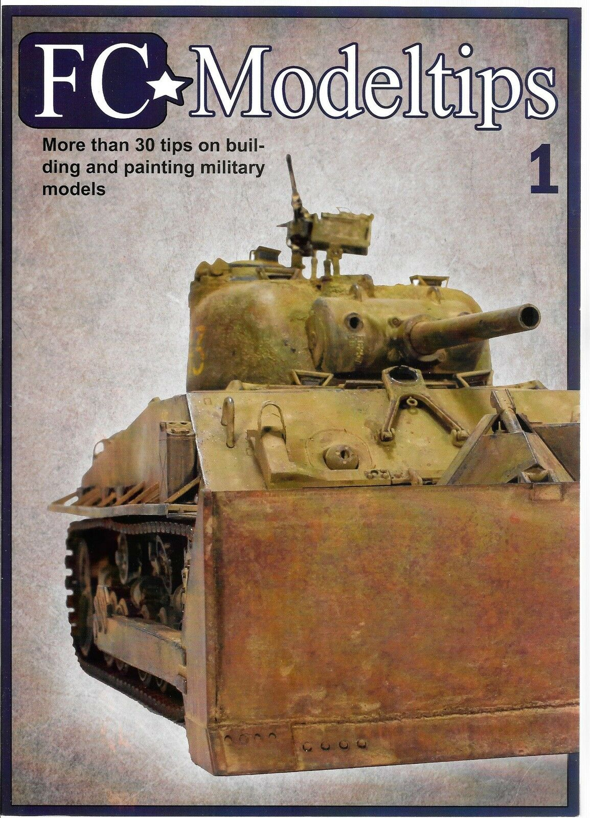 Vallejo FC Model Tips, Modelling and Painting Referece VLJ 75006 ST
