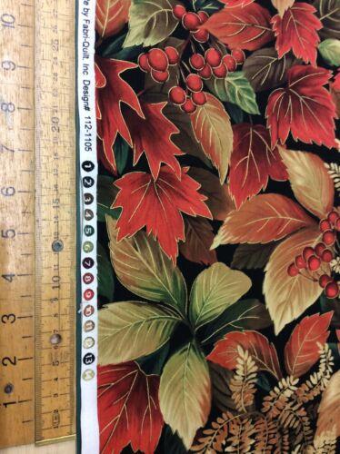 Fabri-Quilt 112-1105 cae Paleta 100/% Tela De Algodón