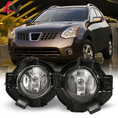 For 2008-2010 Nissan Rogue Fog Light Wiring Kit Included
