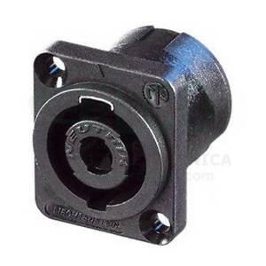 Neutrik-NL4MP-Connecteur-Speakon-4-broches-panneau-Pour-Enceintes-Haut-parleurs