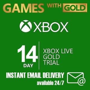 xbox one free trial games how long