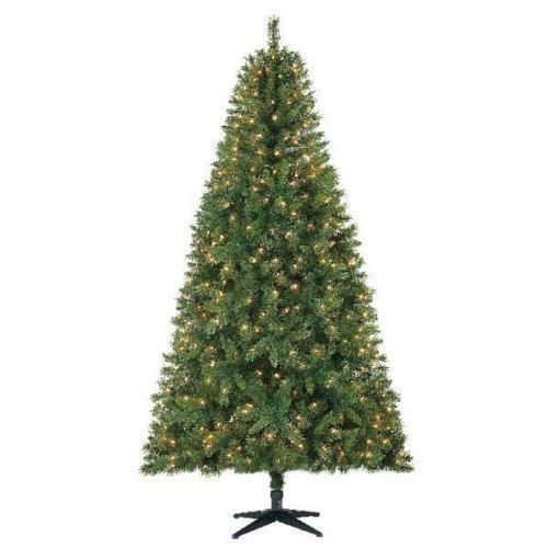 Holiday Time Pre Lit Rose Gold Tinsel Christmas Tree 6 Clear For Sale Online Ebay