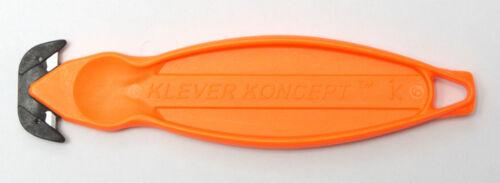 COLTELLI di sicurezza-Klever KONCEPT Confezione da 10