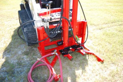 Water Well Drilling Rig Pump Deep Borehole Drill Equipment DIY Tool Rock Bit