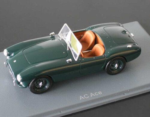 AC Ace Cobra 1959 Grün Roadster Cabrio Resin NEO Highend 1 43