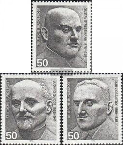BRD-BR-Deutschland-871-873-kompl-Ausgabe-gestempelt-1975-Sondermarken
