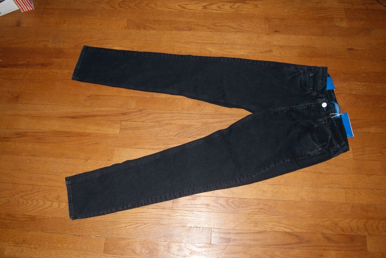 Adidas Originals M LOOSE CARred JEANS 30 32 32 34 bluee rare rekord conductor fit