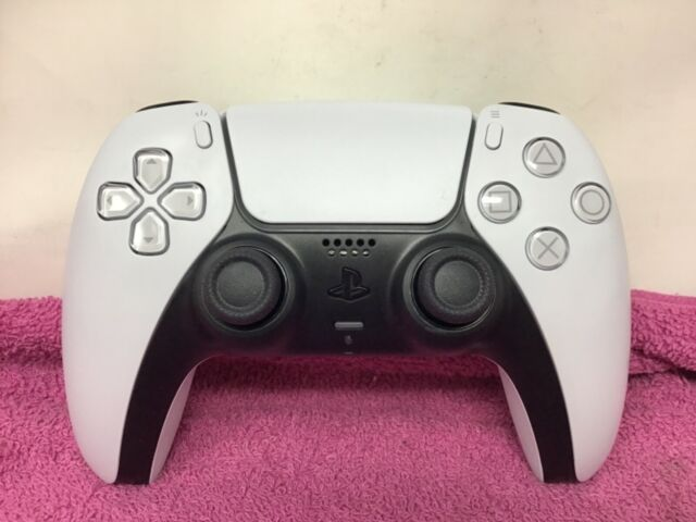 Sony PlayStation DualSense Wireless Controller for PS5 (CFI-ZCT1W) — USED