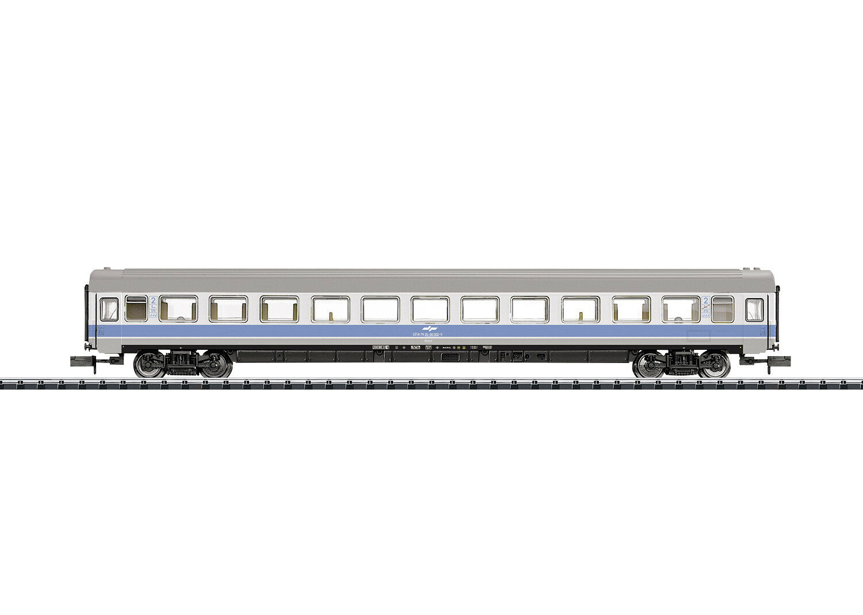 Trix Minitrix 15591 schnellzugwagen 2. clase  Mimara   neu OVP
