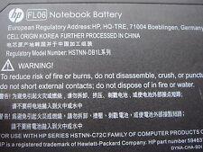 batteria originale HP FL06 HSTNN-DB1L 62Wh NUOVO Genuino in Francia