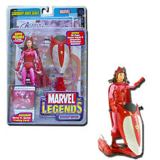 Marvel Legends 11 Legendary Riders Series Scarlet Witch Action Figure - Toy Biz