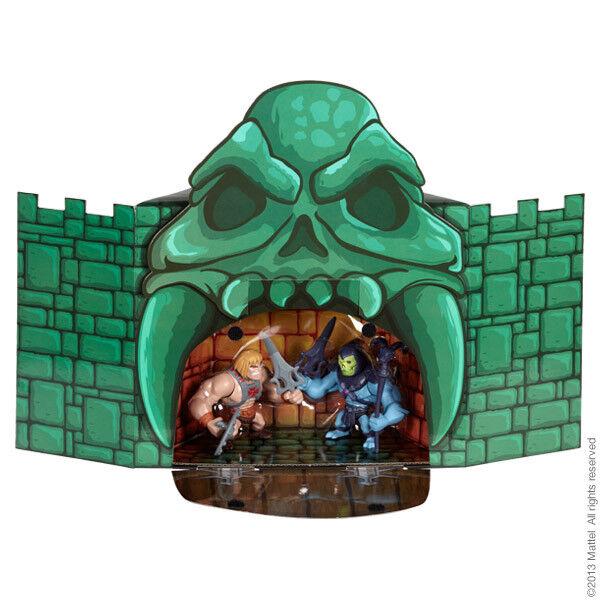 Mini He-Man & Skeletor 2-Verpackung SDCC MOTU MOTUC Masters Of the Universe Classics