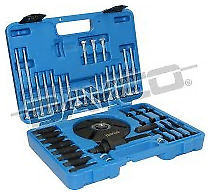 Harmonic Balancer Puller and Installation Installer Tool Set Kit 24pc CT3919