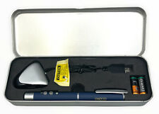 Sibos Blue Laser Pointer With Metal Case Class Ii Laser Product With Receiver