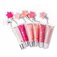 6pcs Adoro Beach Party Crystal Lip Gloss Lipgloss W/ Star Charm