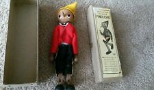 Vintage shackman pinocchio NY handcrafted hardwood made in japan