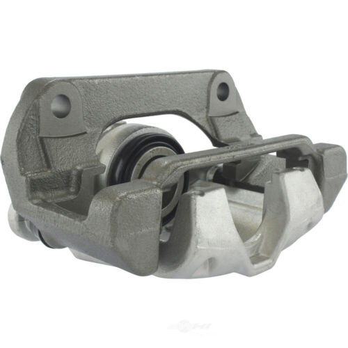 Disc Brake Caliper-Premium Semi-Loaded Caliper Housing and Bracket Rear Right