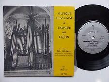 Musique francaise a l orgue de Lucon FELIX MOREAU Art & Musique AM 726