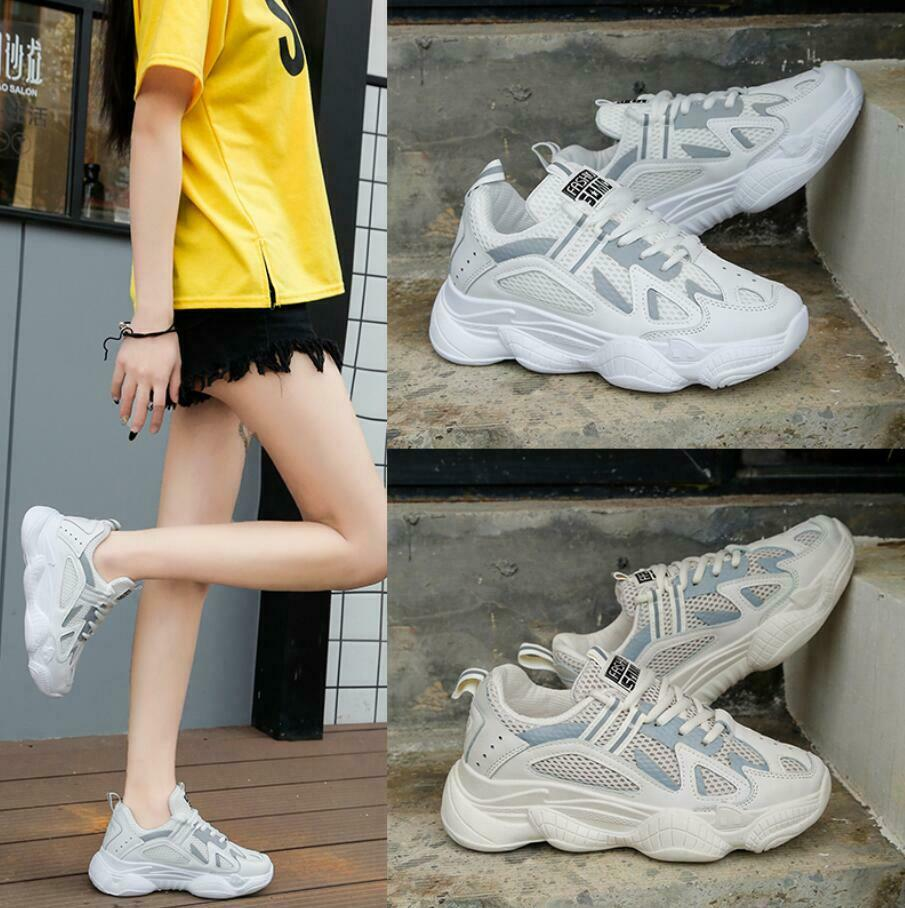 Womens Casual Athletic Breathable Walking Sports Running Sneakers Outdoor shoes