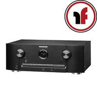 Marantz Sr5011 3d, 4k Network H/t Receiver Hdam Wi-fi, Bt Dts:x Dolby Atmos