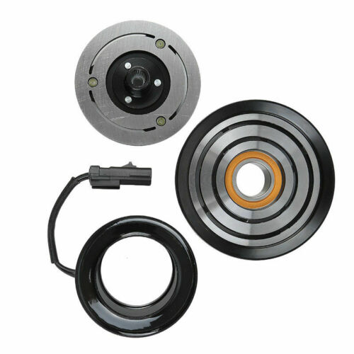 AC Compressor Clutch Kit PULLEY COIL PLATE Fits Jeep Liberty 2006 2007 2008