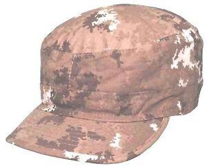 MIL-104a-Mimetismo-vegetato-desertico-XXL-Cappello-da-campo-USA-BDU-Rip-stop