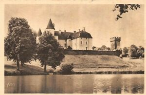 Castle-of-Corcheval-by-Beaubery