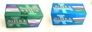 RIZLA-ULTRA-SLIM-SMOKING-FILTER-TIPS-MENTHOL-FILTER-TIPS-5-amp-10-BOXES-ORIGINAL