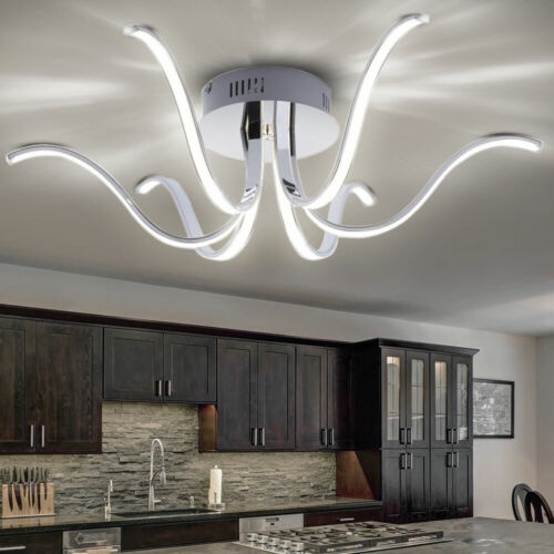 Luxus LED Wand Leuchte Chrom verspiegel Wohn Zimmer Beleuchtung Kristall Lampe
