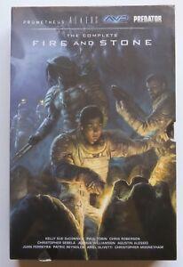 The-Complete-Fire-and-Stone-Prometheus-Aliens-Alien-Vs-Predator-NEW-Box-Set