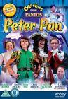 Cbeebies Panto Peter Pan 5012106938618 With Justin Fletcher DVD Region 2