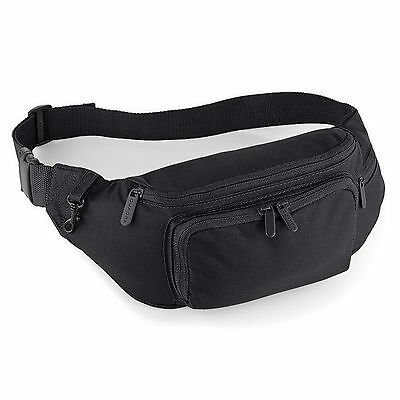 Bum Bag Belt Waist Money Pouch Hip Fanny Pack Sports Festival Holiday Travel Bag