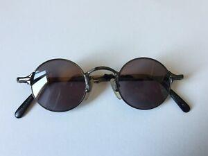 Jean Paul Gaultier - Junior - 57-4175 NOS - Vintage Oval Steampunk 90s
