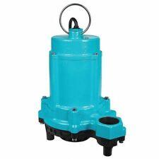 Little Giant 6ec Cim 13 Hp 1 12 F Submersible Sump Pump 115v