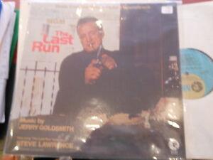 JERRY GOLDSMITH the last run ORIG US MGM MINT