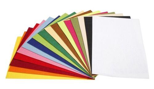 Filzplatte Verschiedene Farben 3 mm stark* 3432001-017 750 x 500 mm